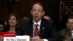 Tin nói Phó Bộ trưởng Tư pháp Mỹ sắp rời chức