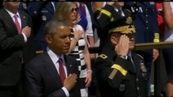 Солдати США вперше за 14 років не воюють за кордоном - Обама. Відео