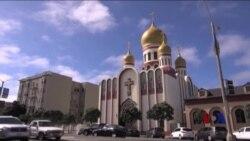 旧金山湾区城里有很多说俄语的人