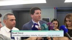 Riçard Treysi: Azərbaycan dünyanın ən dadlı bəzi məhsullarına malikdir