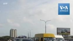 Des travaux sur un pont paralysent la tentaculaire mégalopole de Lagos