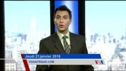Washington Forum du 21 janvier 2016 : l'attaque de Ouagadougou