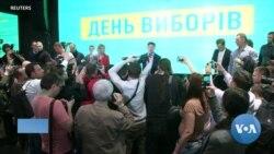 Ukraine Set for Brutal Final Campaigns in Zelenskiy-Poroshenko Runoff