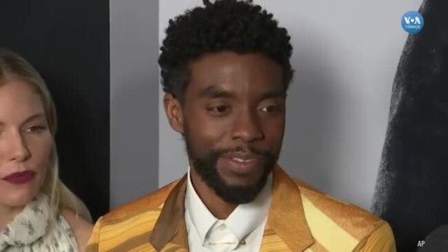 Kara Panter Filminin Yıldızı Chadwick Boseman Öldü
