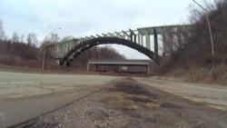 SAD: Infrastrukura u jadnom stanju