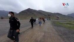 افغانستان میں پھنسے پاکستانیوں کی وطن واپسی شروع