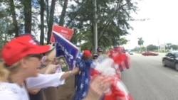 Hispanos en apoyo a Donald Trump