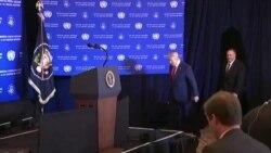 «И за это импичмент?»: пресс-конференция Дональда Трампа