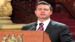 Prueba de fuego para presidente mexicano