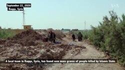 U Raki pronađeno još masovnih grobnica žrtava Islamske države