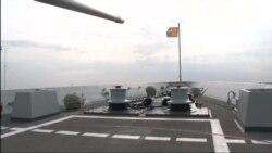 Противоминные учения НАТО в Балтийском море