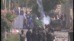 巴勒斯坦少年葬禮後爆發衝突