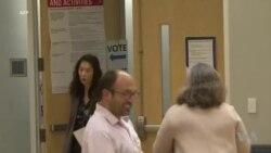 Les bureaux de vote ferment en Virginie (vidéo)
