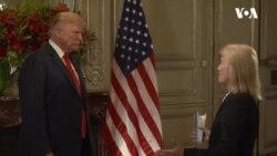Trump VOA'e Konuştu: 'Putin'le Uygun Zamanda Görüşeceğim'
