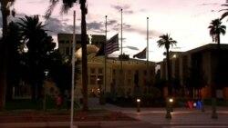 2018-08-27 美國之音視頻新聞: 麥凱恩靈柩將安放國會圓形大廳供外界瞻仰