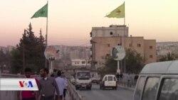 Helwesta Partîyên Kurdên Rojava li Ser Rewşa Efrînê