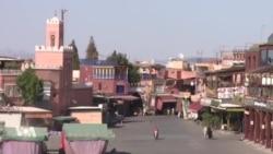 """""""Marrakech étouffe"""" face à la pandémie de coronavirus"""