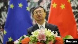 Ông Dương Khiết Trì - Ủy viên Bộ Chính trị, Chủ nhiệm Văn phòng Ủy ban Công tác Ngoại sự Trung ương Đảng Cộng sản Trung Quốc.