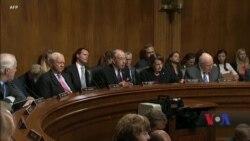 Крістін Блейзі Форд засвідчила в Конгресі США проти Бретта Кевено. Відео