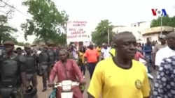 Les Maliens manifestent avant le second tour de la présidentielle (vidéo)
