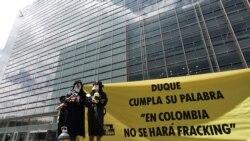 Colombia: frontera Panamá migrantes