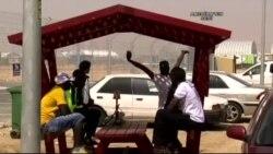 İsrail'deki Afrikalı Sığınmacılar Zor Durumda