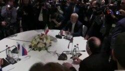 Azərbaycan, Rusiya, İran xarici işlər nazirləri Bakıda görüşüb