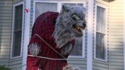 Dampak COVID pada Wisata Halloween 'Kota Penyihir' Salem, Massachusetts