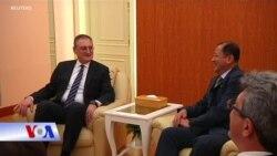 Thứ trưởng Ngoại giao Nga tới Triều Tiên họp tham vấn
