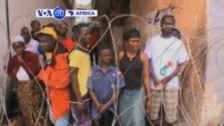 VOA60 Afirka: Cutar Ebola a Liberia, Agusta 29, 2014