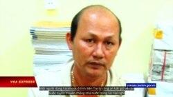 Bị bắt vì kêu gọi biểu tình nhân thượng đỉnh Mỹ-Triều
