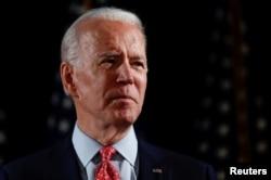 ဒုသမၼတေဟာင္း Joe Biden