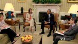 Obama Fights Ebola's Political Fallout
