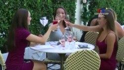 Բարի Լույս. Ստելլա Գրիգորյան՝ Հոլիվուդի շքեղ ռեստորանները