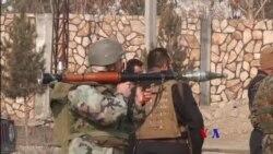 2017-12-18 美國之音視頻新聞: 極端分子襲擊阿富汗情報機構