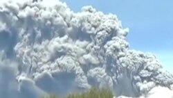 智利卡爾布科火山三次噴發 數千人疏散