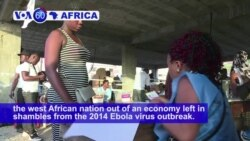 VOA60 Africa - Peaceful Election Unfolds in Sierra Leone
