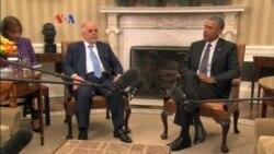 Hubungan Obama dengan Irak
