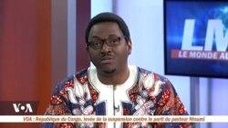 Afrotech du 29 avril avec Arzouma Kompaoré