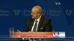 Київ має вирішити з ким вестиме переговори на Сході - Генсек ОБСЄ