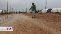 Zivistana Dijwar Jîyana Bandorên Neyênî Ser Penaberên Efrînî Dihêle