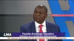 Touadéra à Washington pour revitaliser l'économie du pays