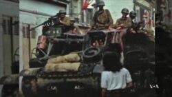 Normandiya əməliyyatı rəngli kadrlarda