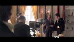 New Film 'Elvis & Nixon' Tells Improbable Story Behind Meeting