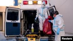 La Floride, l'un des Etats américains les plus touchés par le coronavirus
