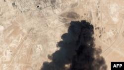 VOA连线(张蓉湘): 美伊战事将起? 沙特油田遭袭后,美国务卿急赴中东