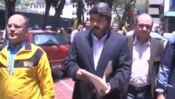 Venezuela: oposición acudió a la OEA para alertar sobre revocatorio