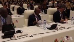 Coup d'envoi du 16ème forum Agoa à Lomé (vidéo)
