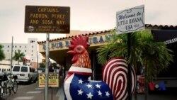 走进美国:古巴人在美国