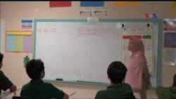 Rita Sasmita Pritarini, Guru Sekolah Islam di Ballwin, Missouri